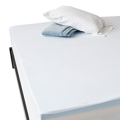 Night Therapy Water Resistant Mattress Protector for Memory Foam Mattresses - Various Sizes