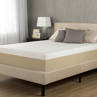 "Night Therapy 14"" Deluxe Grand Memory Foam Mattress, Queen"