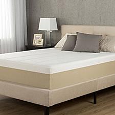 night therapy memory foam 14 pressure relief mattresses. Black Bedroom Furniture Sets. Home Design Ideas