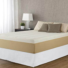 "14"" Night Therapy Deluxe Grand Memory Foam Mattress & Bed Frame Set  (Various Sizes)"