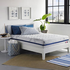 "Vivon 13"" Hybrid iCoil Spring Mattress (Queen)"