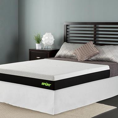 Sleep Revolution Memory Foam 8 Inch Sport Mattress With