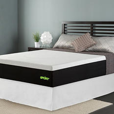 "Sleep Revolution 12"" Sport Memory Foam Mattress with Celliant Sleep Technology and Smartbase - Various Sizes"