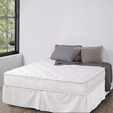 "Night Therapy iCoil 9"" Spring Mattress & Bed Frame Set (Various Sizes)"