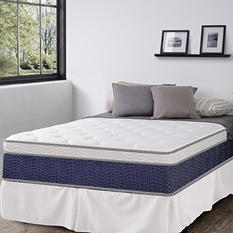 "Night Therapy iCoil 14"" Spring Mattress & Bed Frame Set (Various Sizes)"
