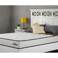 "Vivon iCoil® 8"" Spring & Foam Hybrid Mattress or Mattress Set"