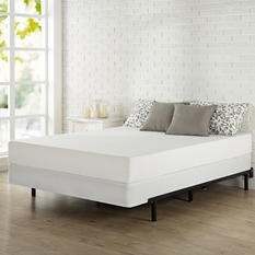 "Night Therapy 8"" Classic Memory Foam Mattress and Bi-Fold Box Spring Set (Various Sizes)"