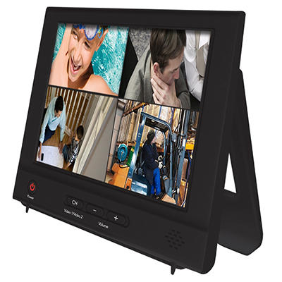 "Night Owl 8"" LCD Surveillance Monitor"