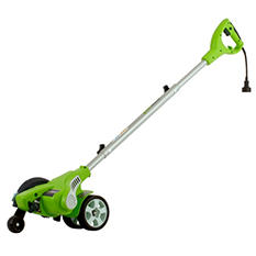 "GreenWorks 12 Amp 7.5"" Double Edged Corded Edger"