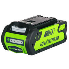 GreenWorks 29462 G-MAX 40V Li-Ion 2 AH Battery