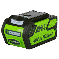 GreenWorks 29472 G-MAX 40V 4 AH Li-Ion Battery