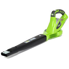 GreenWorks G-MAX 40V 150MPH Cordless Sweeper - Battery and Charger Not Included