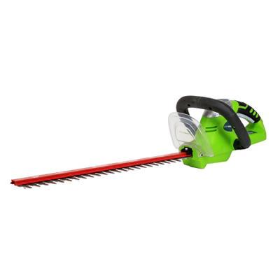 """GreenWorks 22302 20V 20"""" Cordless Hedge Trimmer"""