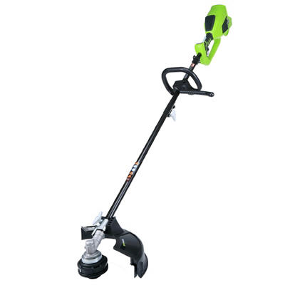 """GreenWorks 2100202 G-MAX 40V Digipro 14"""" String Trimmer - Battery and Charger Not Included - Attachment Capable"""