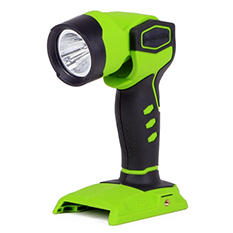 GreenWorks 35062A G-24 24V Cordless Flashlight  - Battery and Charger Not Included