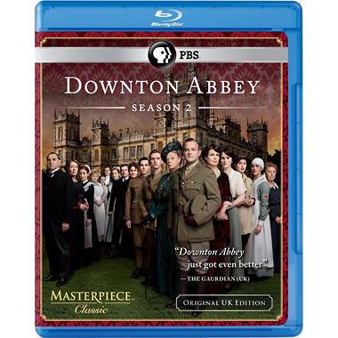 Downton Abbey: Season 2 (Blu-ray) (Original UK Unedited Edition)