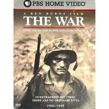BURNS THE WAR