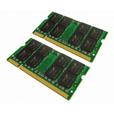 D - OCZ DDR2 SO-DIMMs RAM - 4GB