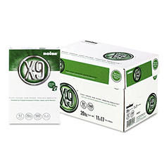 Boise - X-9 Copy Paper, 92 Brightness, 11 x 17, White - 2500 Sheets/Carton