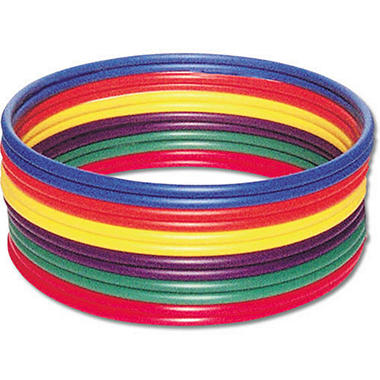 "Deluxe 30"" Hoops - One Dozen"