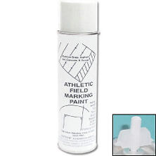 Athletic Field Marking Paint - Wh. - 36 pk.