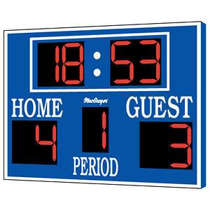 LED Outdoor Multi-Sport  Scoreboard