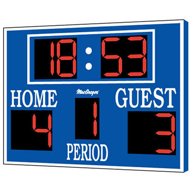 LED Outdoor Multi-Sport  Scoreboard