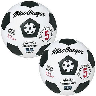 MacGregor® Classic Soccer Ball - 2 pk.