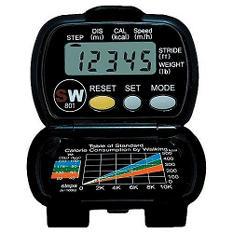 SW-801 Yamax Digiwalker Pedometer