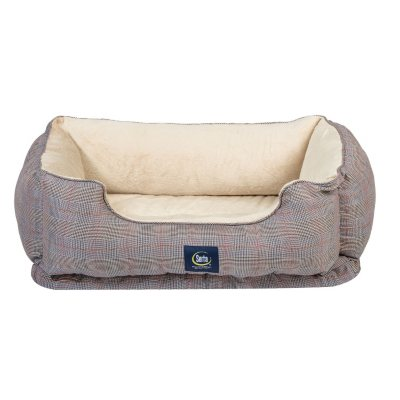 Serta Perfect Sleeper Orthopedic Comfy Cuddler Pet Bed (Assorted Colors)