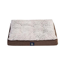 Serta® Perfect Sleeper® Ultra PillowTop Orthopedic Pet Bed  (Choose Your Color)