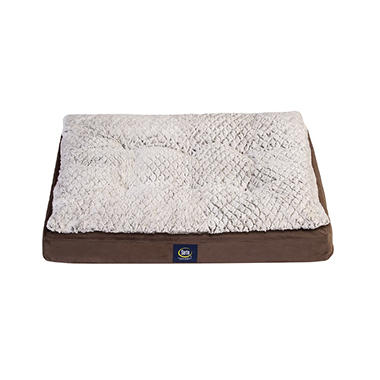 Serta 174 Perfect Sleeper 174 Ultra Pillowtop Orthopedic Pet Bed