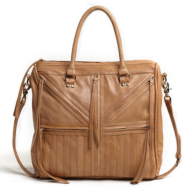 Junior Drake Martine Tote - Tan