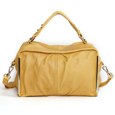 Junior Drake Cammie Satchel - Canary
