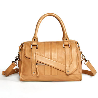 Junior Drake Caroline Satchel - Camel
