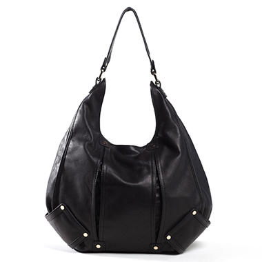 Junior Drake Bethany Hobo - Black