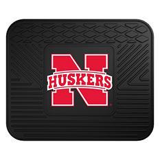 "NCAA Nebraska Utility Mat - 14"" x 17"""