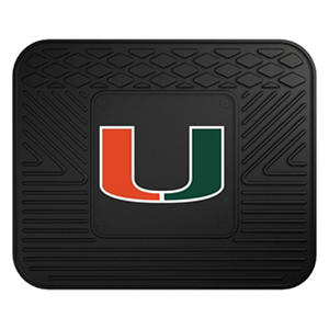 NCAA - University of Miami Utility Mat