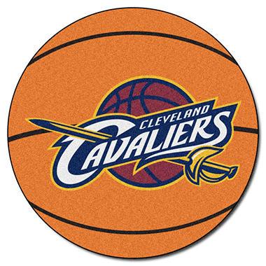 NBA Cleveland Cavaliers Basketball Mat - 27