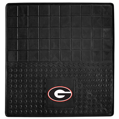 "NCAA University of Georgia Heavy-Duty Vinyl Cargo Mat - 31"" x 31"""