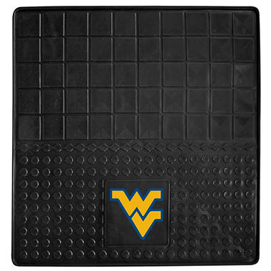 "NCAA West Virginia University Heavy Duty Vinyl Cargo Mat - 31"" x 31"""