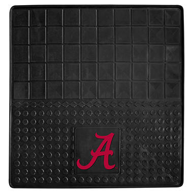 "University of Alabama Heavy Duty Vinyl Cargo Mat - 31"" x 31"""