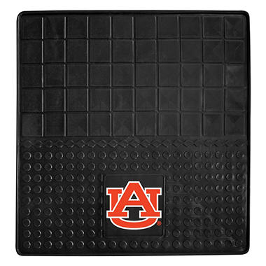 "NCAA Auburn University Heavy-Duty Vinyl Cargo Mat - 31"" x 31"""
