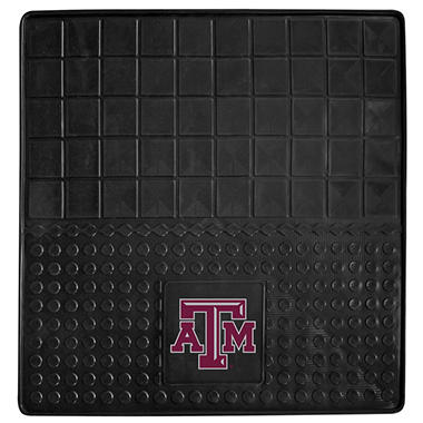 "NCAA Texas A&M University Heavy-Duty Vinyl Cargo Mat - 31"" x 31"""