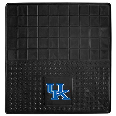 "NCAA University of Kentucky Heavy-Duty Vinyl Cargo Mat - 31"" x 31"""