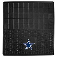 "NFL Dallas Cowboys Heavy-Duty Vinyl Cargo Mat - 31"" x 31"""