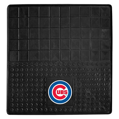 MLB Chicago Cubs Heavy-Duty Vinyl Cargo Mat - 31