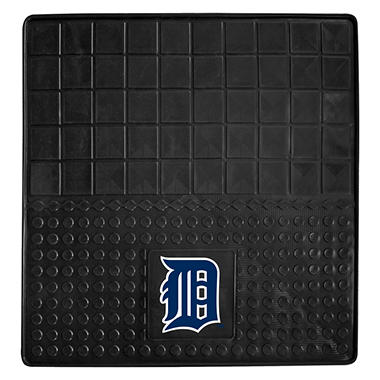 MLB Detroit Tigers Heavy-Duty Vinyl Cargo Mat - 31