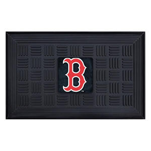 "MLB Boston Red Sox Medallion Door Mat - 19"" x 30"""