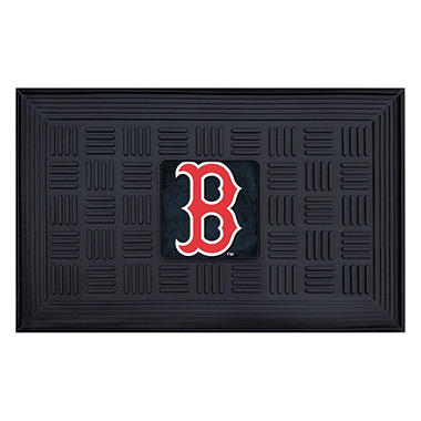 MLB Boston Red Sox Medallion Door Mat - 19